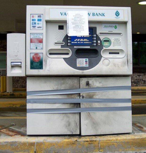 Весёлые Банкоматы (29 фото)