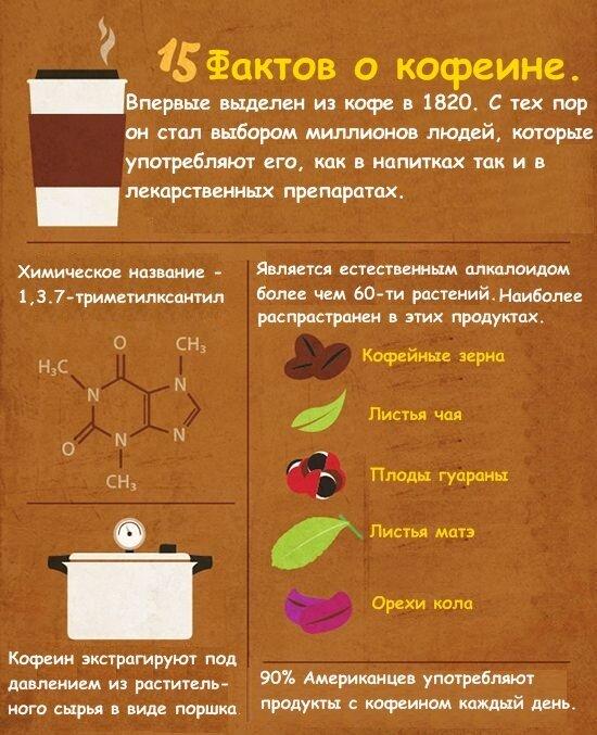 15 фактов о кофе (3 фото)