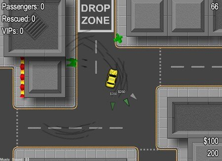 Zombie Taxi 2