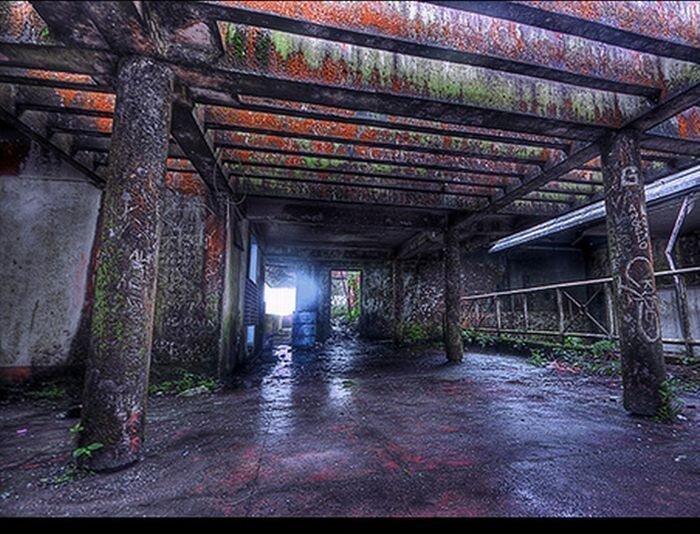 Фото заброшенных зданий (50 фото)
