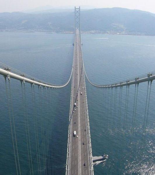 Самые длинные цельные мосты в мире (10 фото)
