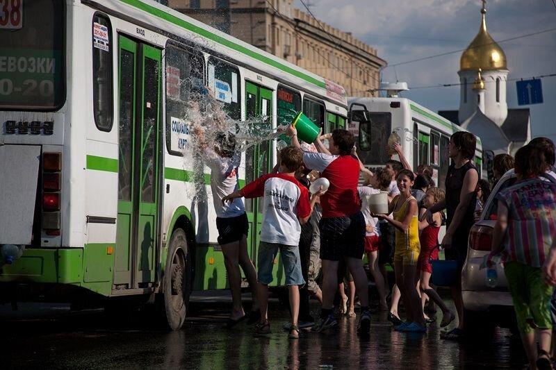 Как в Новосибирске отметили День Ивана Купалы (20 фото)