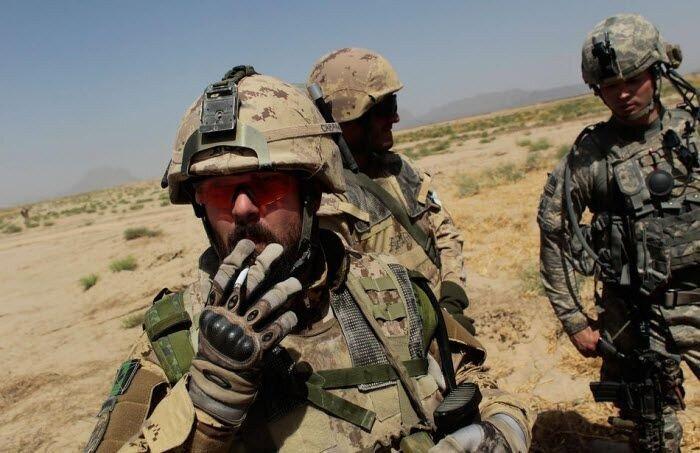 Афганистан в объективе Криса Хондроса (37 фото)