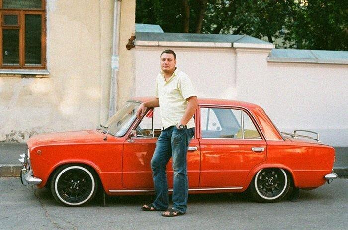 Лоурайдеры из Советской классики (6 фото)