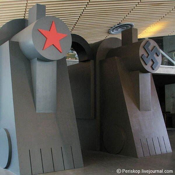 Таллин. Музей оккупации (60 фото+текст)