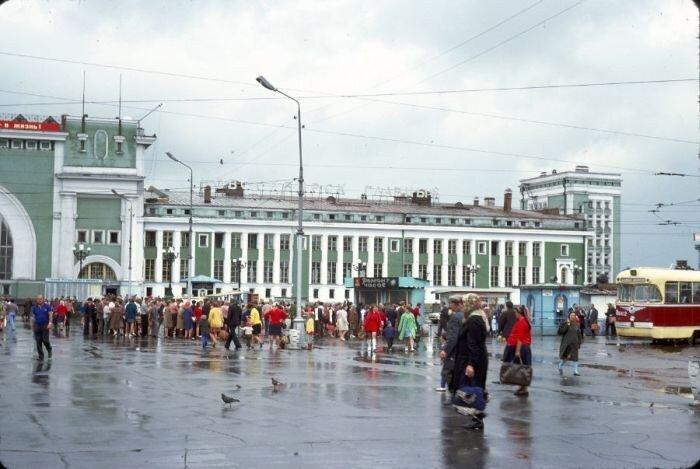 Фотографии СССР. 1950-1980-е (28 фото)