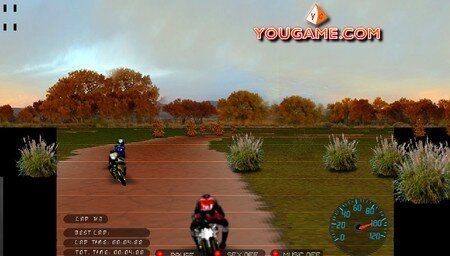 3D motorcycle racing за 16 июля 2010
