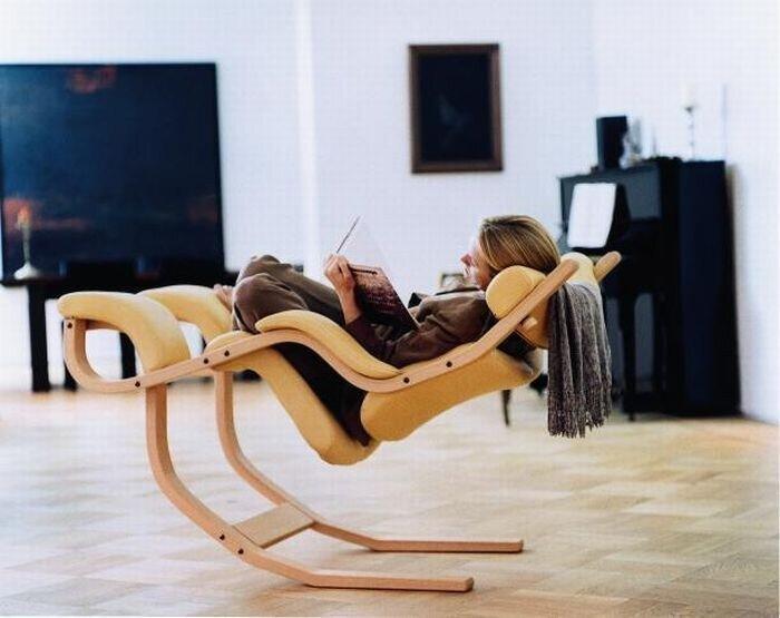 Клёвое кресло (6 фото)