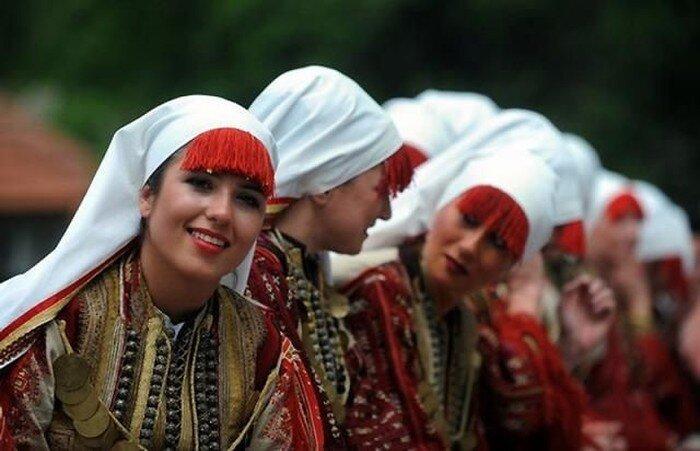 Свадьба в Галичнике (15 фото)