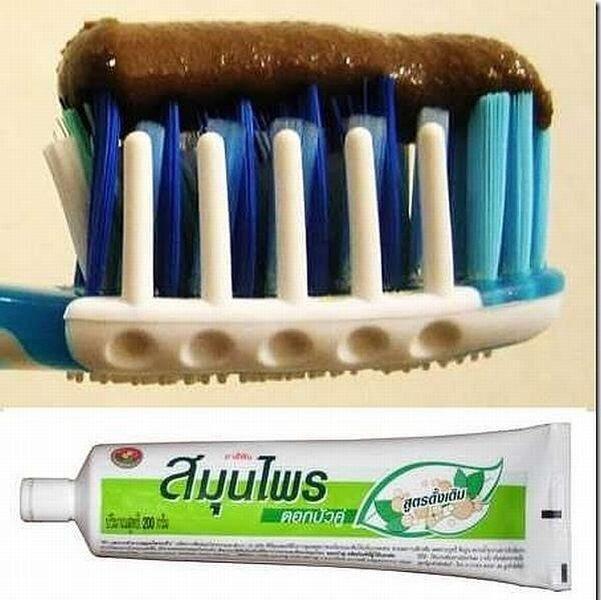 Зубные пасты со странным привкусом и дизайном (10 фото)