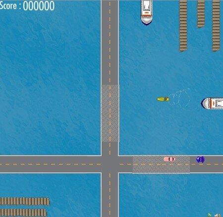 Traffic Madness WaterWays Edition
