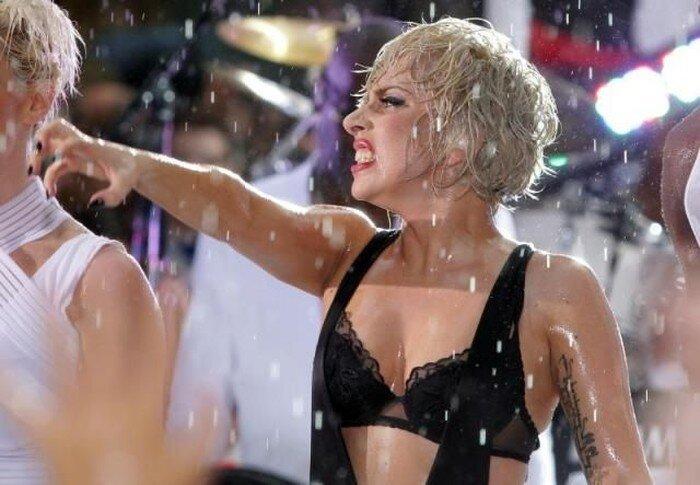 Выступление Леди Гага на Today Show