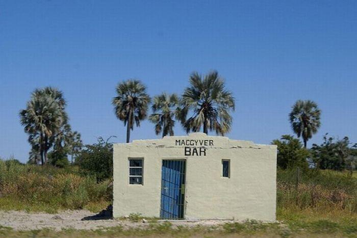 Лучшие бары Намибии (10 фото)