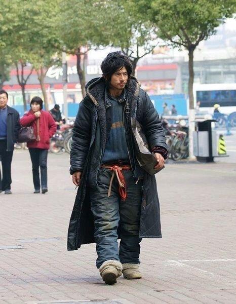 Необычная судьба китайца Чен Гу Джона (6 фото + текст)