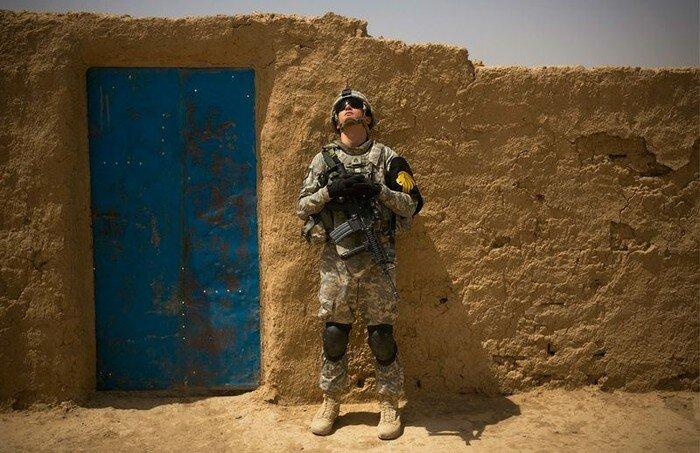 Недавние фотографии из Ирака  (42 фото)