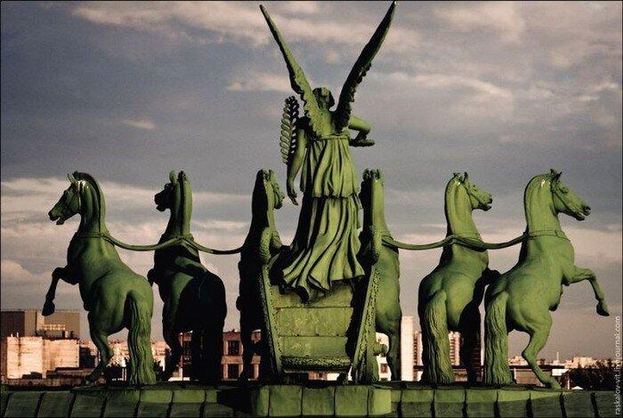 Высотный Санкт-Петербург (61 фото)