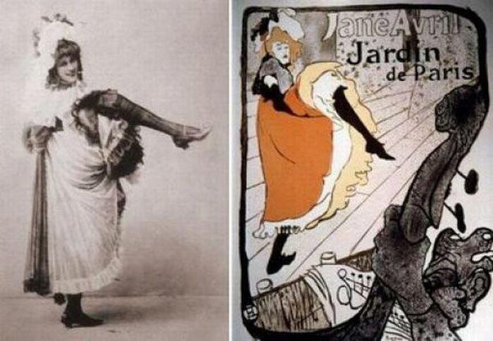Известные импрессионисты и секрет их шедевров (13 фото)