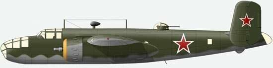 """B-25 """"Mitchell"""" в СССР"""