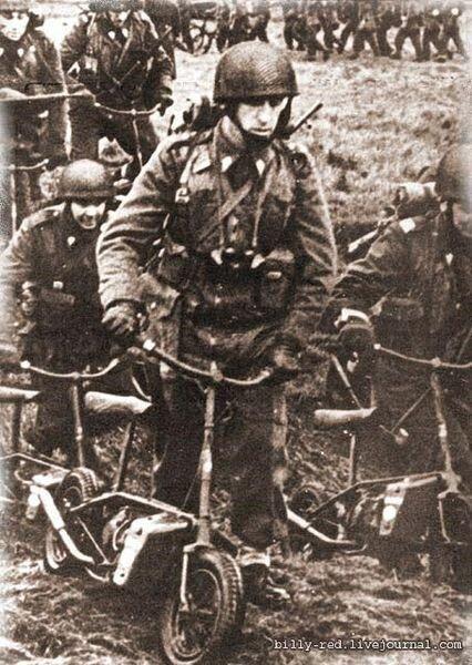 Оружие десанта 2-й Мировой войны (10 фото)