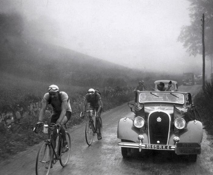 Первый Тур Де Франс (6 фото)