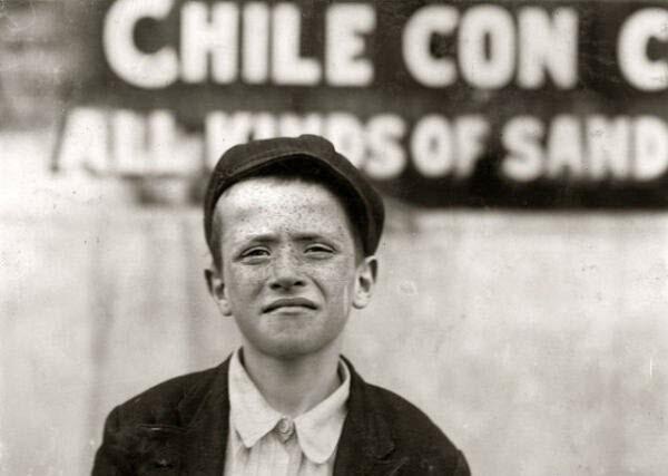 Американская школота начала 20 ого века (63 фото)