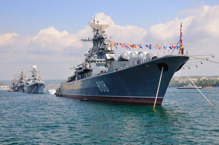 День ВМФ в севастополе (14 фото)