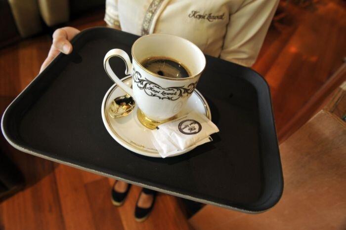 Очень необычный кофе (11 фото)