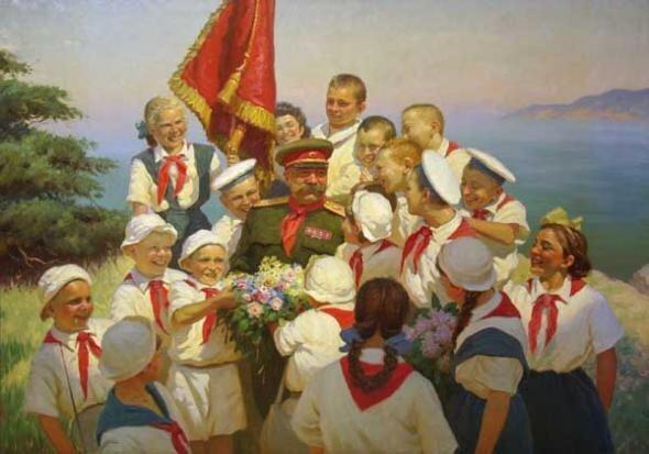 Советские пионеры (37 фото)