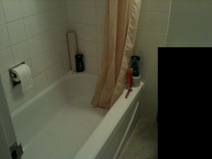 Туалет в гостинице. Жесть. (1 фото)