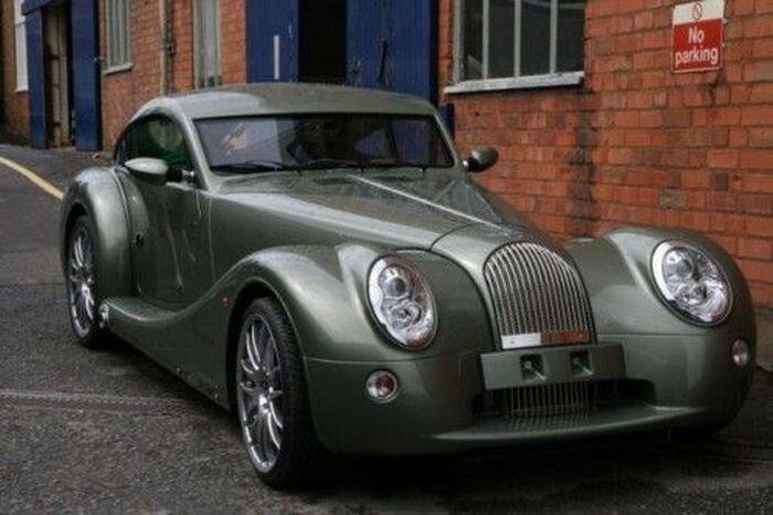 Из чего же сделан этот автомобиль? (24 фото) за 09 августа 2010