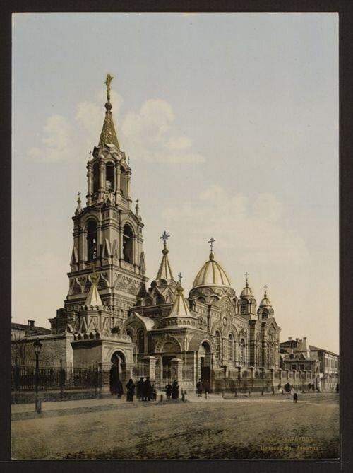 Украина в конце позапрошлого века (42 фото)