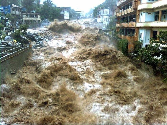 Наводнение в Пакистане (29 фото)