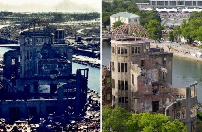 Хиросима и Нагасаки (21 фото)
