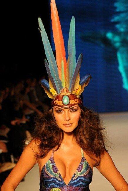 Австралийская неделя моды (8 фото)