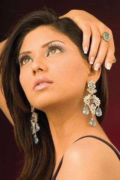 Пакистанские девушки-модели (23 фото)