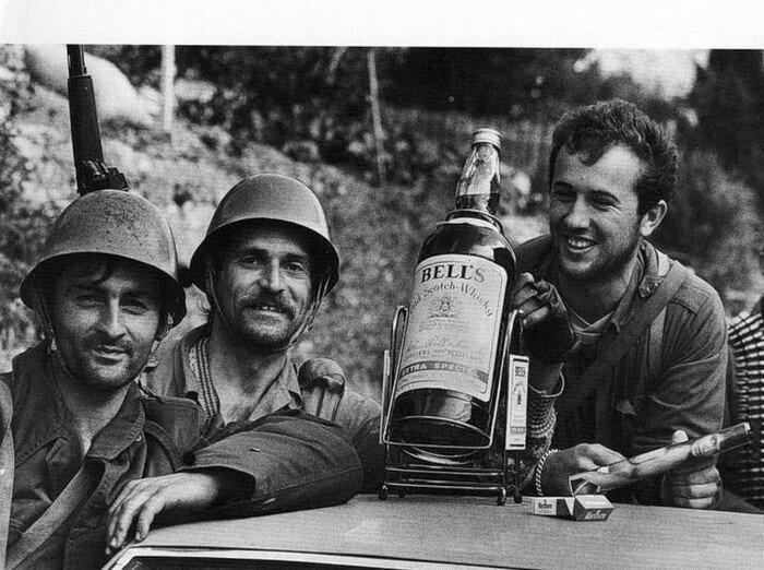 Гражданская война в Югославии (91 фото)