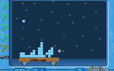 Build the Ice Blocks
