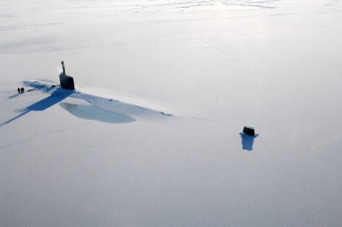 Подборка красивых фотографий Арктики (25 фото)