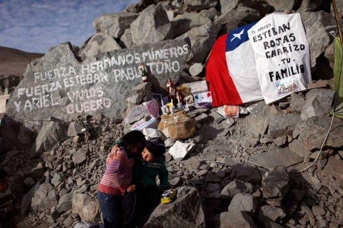 Cпасение чилийских шахтеров (15 фото)