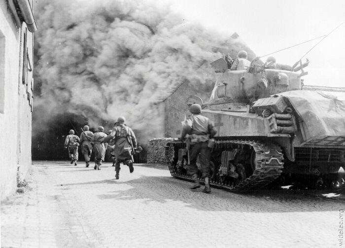 Фотографии второй мировой войны (99 фото)