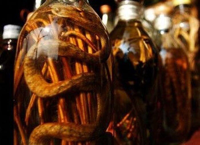 Самые невероятные алкогольные напитки по мнению Forbes (10 фото)