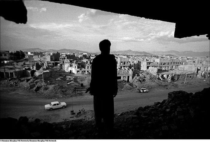 Афганистан. 1994 и 2010 года (22 фото)