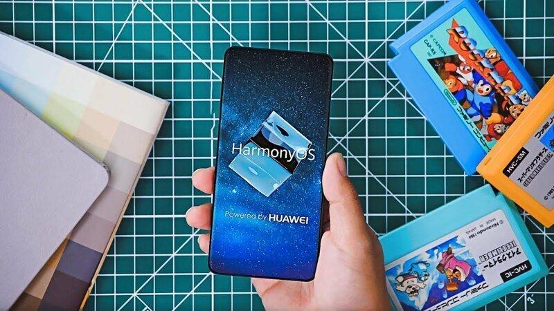 Huawei презентовала собственную операционную систему HarmonyOS