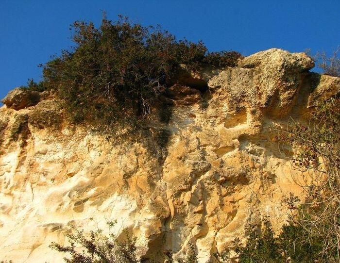 Бейт-Гуврин: пещерный мир (39 фото+текст)