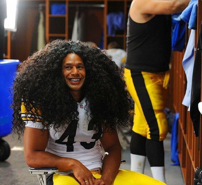 Причёска, стоимостью один миллион долларов (7 фото)
