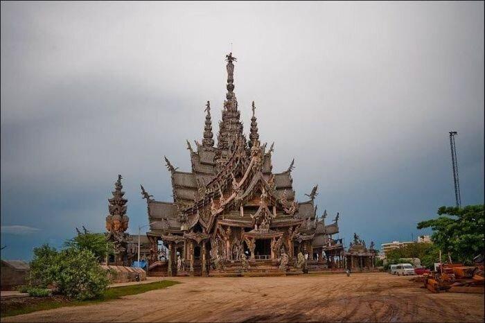 Храм Правды / The Sanctuary of Truth (41 фото)