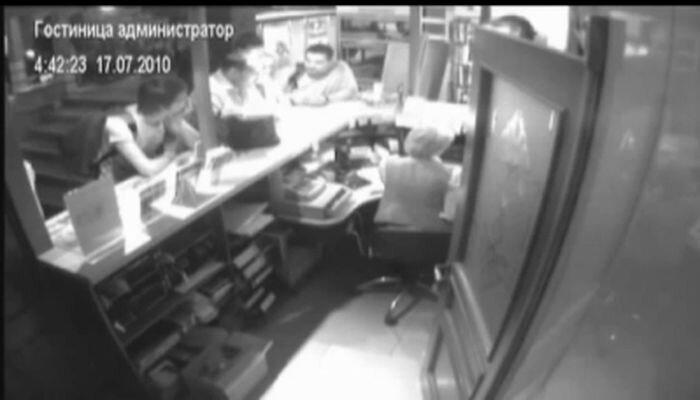 Стритрейсеры из Москвы устроили скандал и погром в самарской гостинице (3 видео) за 06 сентября 2010