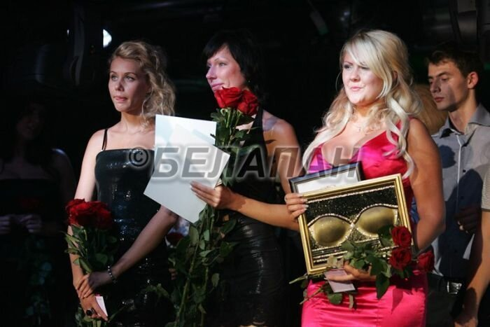 В Минске выбрали «Мисс грудь-2010» (22 фото)