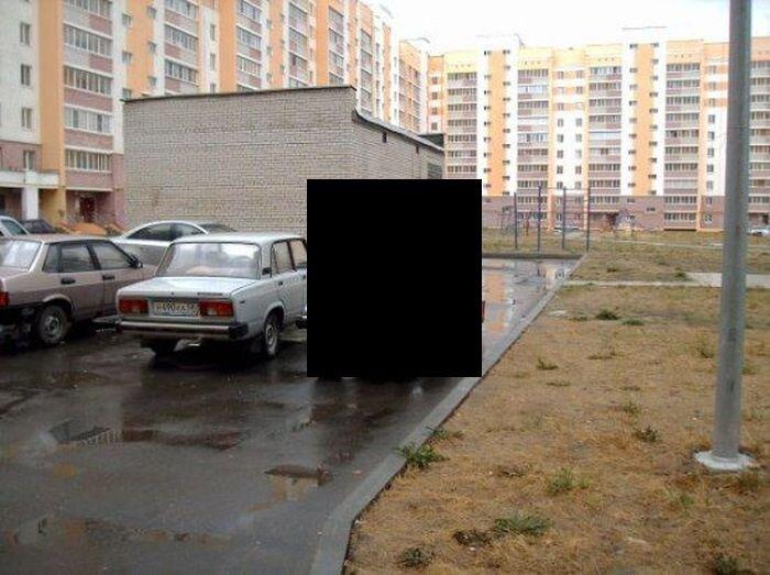 Новый концепт от Автоваза, уже на дорогах столицы (3 фото)