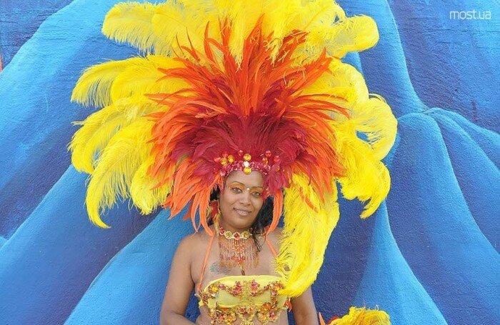 Карнавал карибской культуры в Нью-Йорке (15 фото)